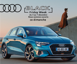 Black Friday Week Audi Nantes